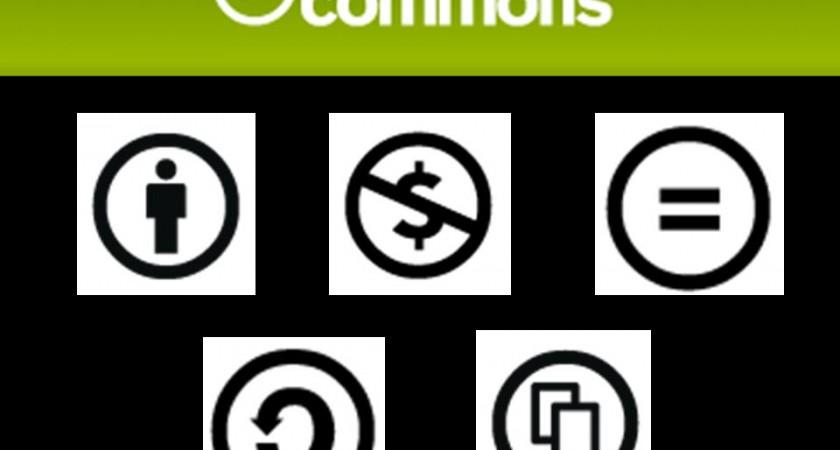 Come funzionano le creative commons per le foto e le immagini